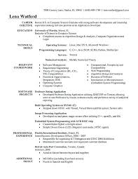 Skills Abilities Resume Awesome Key Qualifications Resume