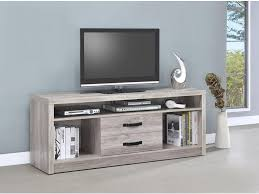 701024 tv console grey driftwood bana home decors gifts