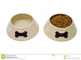 dog food bowl clipart image empty stock rainpow