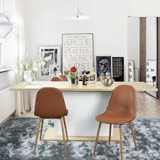 affordable modern dining chairs it