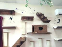 wall mounted cat furniture. Plain Mounted Cat Wall Furniture Cool Trees House  Animals Interesting Facts Mounted Canada With Z