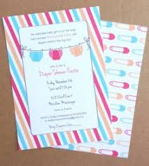 Diaper Shower Invitation 9 Best Party Diaper Shower Invitations Images Baby Shower