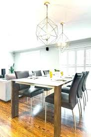 over dining table lighting dining room lighting height best chandeliers for dining room of dining room