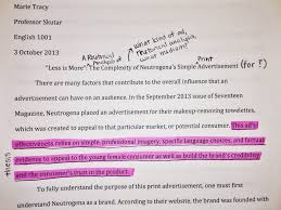 Essay Format Evaluation Sample College Samples Template