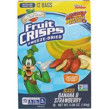 Brothers-All-Natural, <b>Disney Junior</b>, Freeze Dried - <b>Fruit Crisps</b> ...