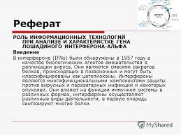 Презентация на тему Выпускная работа по Основам информационных  2 Реферат РОЛЬ ИНФОРМАЦИОННЫХ