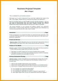 Marketing Research Proposal Template – Francistan Template