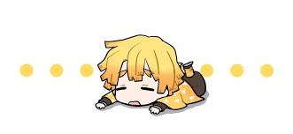 Kimetsu No Yaiba》Fanart + Doujinshi - Fanart Zenitsu | Anime chibi, Anime  demon, Chibi