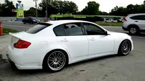 Post tune takeoff - Infiniti G35 / G37 Sedan AAM Twin Turbo V36 ...