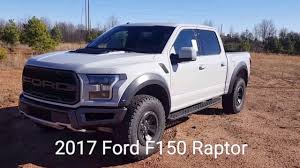 2017 Ford F150 Raptor Specs and Demo - YouTube