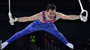 james hall won a bronze medal at last year s european chionships the 2018 gymnastics world