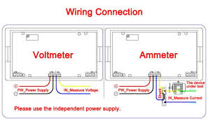 ammeter wiring diagram wiring diagrams vdo ammeter shunt wiring diagram wirdig voltmeter ammeter source