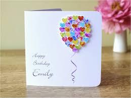 Teachers Birthday Card Diy Birthday Cards For Teachers Handmade 3d Birthday Card