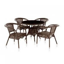 <b>Комплект</b> плетеной <b>мебели Афина</b>-<b>мебель T</b>-220 C/Y-32 ...