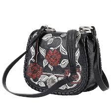 Flor Designer Discount Details About Miu Miu Prada Womens Black Madras Flor Designer Handbag 5bd036 Nwt