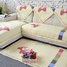 ideas furniture covers sofas. Sofa Covers Ideas Cream Colored Fabric Woven Like Textured Ruffle Border Fundas Armrest Three Piece Backrest Furniture Sofas D