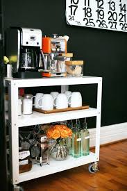 office coffee station. Office Coffee Station Cabinets Supplies Simple Stations Ideas Idea O