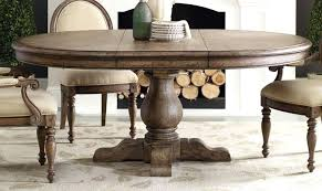 awesome pedestal round dining table or pedestal round dining table brown scroll to next item 45 extendable oval pedestal dining table