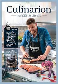 Culinarion à Perpignan Catalogue Et Codes Promo En Cours