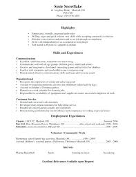 Problem Solving Skills Resume Example Problem Solving Skills Resume ...