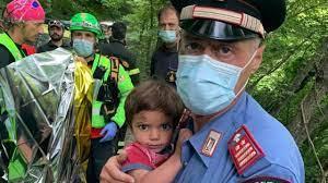 Toscana, ritrovato vivo il bambino di 2 anni scomparso da casa - Piu Notizie