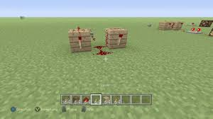 how to make a flashing redstone lamp