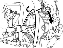 how do i replace power steering belt on 2009 aveo5 attached images