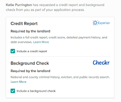 Rental Credit Application What Does A Cozy Rental Application Look Like Cozy Help