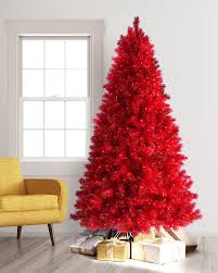 ... | Shop All Red Christmas Trees