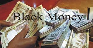 an article essay on black money and its disastrous influence on  black money centre submits a list of 627 account holders to sc