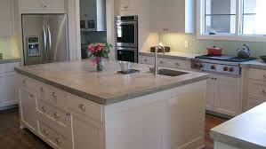 cost of cement countertops kitchen island with concrete cost of cement kitchen countertops
