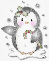 cute christmas penguin drawing.  Christmas Makes Cute Christmas Cards And Penguin Drawing S