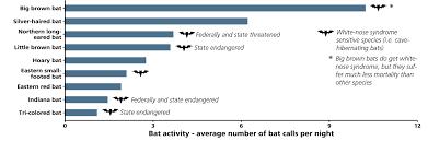 Bat Species Chart Bat Population Monitoring In Shenandoah National Park U S