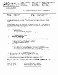 Cell Tower Technician Resume Amusing Maintenance Technician Resume
