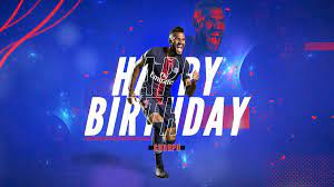 Happy Birthday Eric Maxim Choupo-Moting !