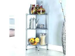 3 tier corner shelf unit corner standing shelf free standing corner shelves 3 tier metal wire 3 tier corner shelf unit
