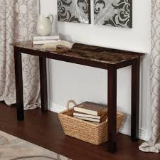 unique entryway tables. palazzo faux marble console table unique entryway tables n