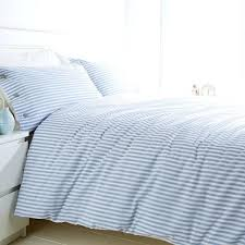 exclusive ideas navy blue striped duvet cover stripe bedding quilt set light and white