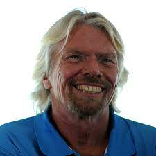 billionaire Richard Branson - France ...