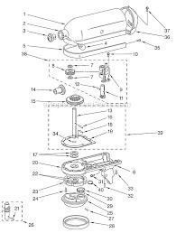 kitchenaid k45sswh parts list and diagram ereplacementparts com Kitchenaid Mixer Wiring Diagram click to expand kitchenaid stand mixer wiring diagram