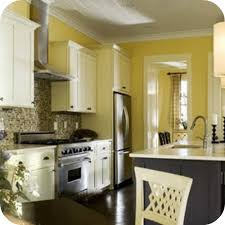 Gray And Yellow Kitchen More Image Ideas