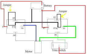wire trim motor wiring image wiring diagram viewing a th 2 wire motor trim wiring diagram on 2 wire trim motor wiring