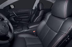 2016 nissan maxima sedan 3 5 s 4dr sedan interior front seats 1