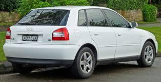 File:2000-2004 Audi A3 (8L) 1.8 5-door hatchback (2011-04-28) 02 ...