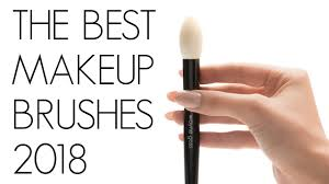 the best makeup brushes 2018