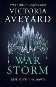 war storm red queen paperback