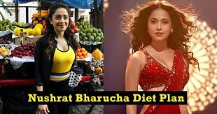 Kareena Kapoor Diet Chart For Size Zero Nushrat Bharucha Diet Plan Health And Fitness Mantra