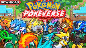 Completed] Pokémon Pokeverse GBA ROM HACK With Gen 8,New Map,New Type &  Sprites & Much More! - YouTube