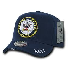 U.S. Navy Logo The Legend Military Caps – Squared Away Surplus