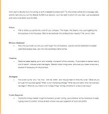 simple one page business plan template quick business plan template